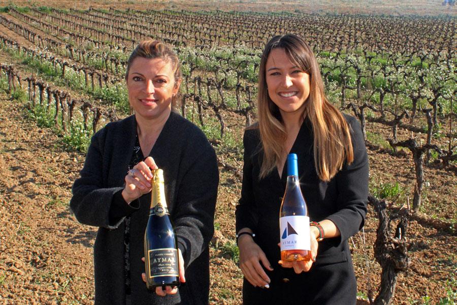 Nova anyada del Xarel·lo & Xarel·lo Vermell 2019 de Castell de Pujades - Aymar