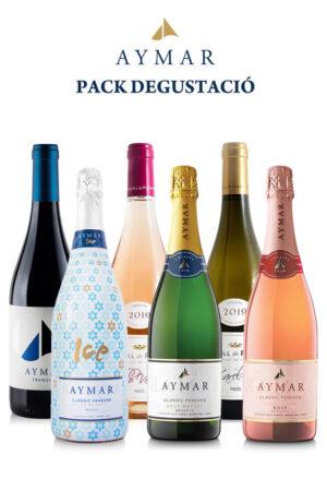 Pack degustació vins ecològics i ClàssicPenedès Aymar