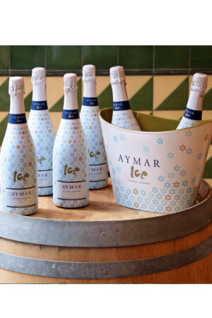 Lot-aymar-Ice-extra-dry-amb-glaçonera-regal